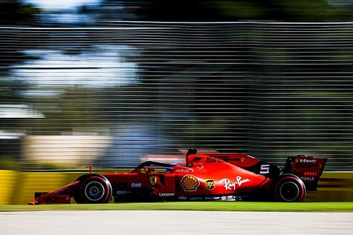 The Friday signs of Ferrari's concealed pace