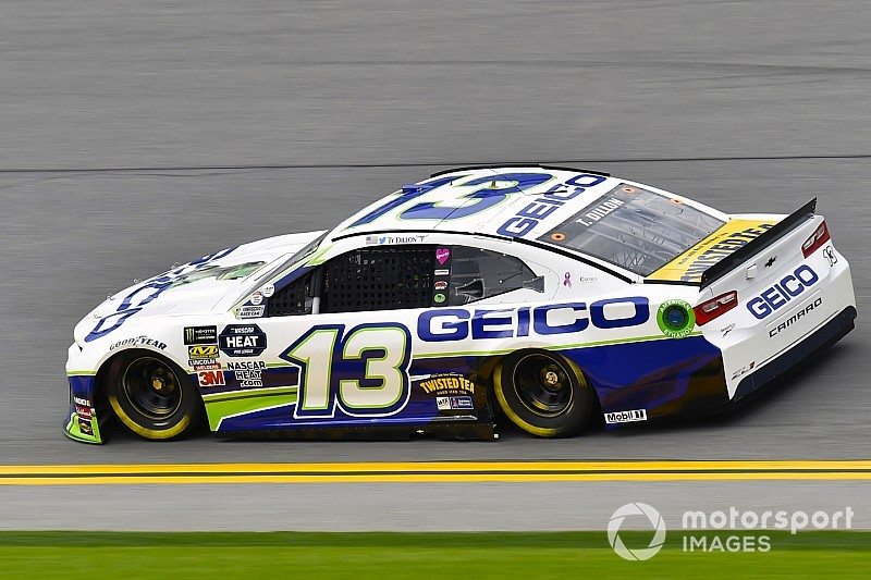 "Ty Dillon hopes Daytona 500 ""set the tone"" for his 2019 season"