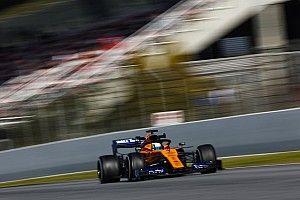 Barcelone, J5 - Norris meilleur temps, après-midi perdu pour Mercedes