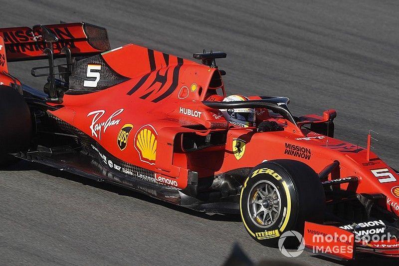 FIA подтвердила возвращение Mission Winnow в качестве титульного спонсора Ferrari