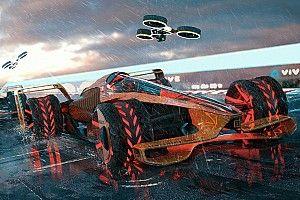 McLaren apresenta conceito de Fórmula 1 futurista para 2050