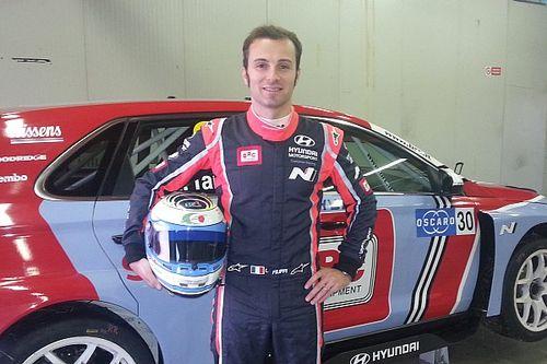 Luca Filippi correrà con la Hyundai della BRC in TCR Europe nel 2019