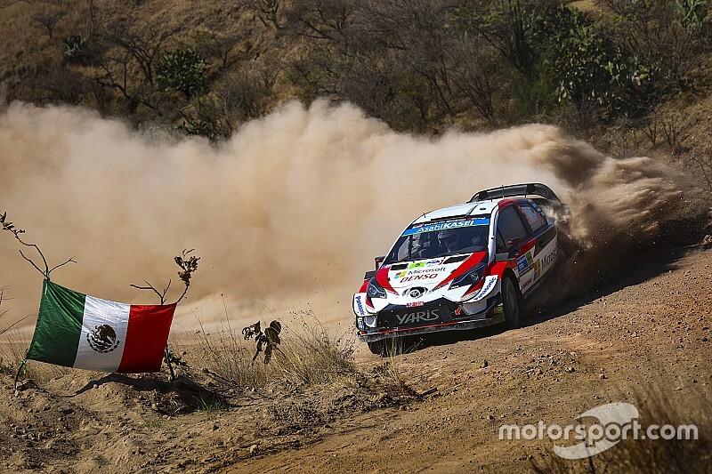 WRC, Coronavirus: il Rally del Messico si svolgerà regolarmente