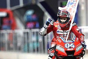 Ducati-protest afgewezen: Dovizioso houdt zege in Qatar