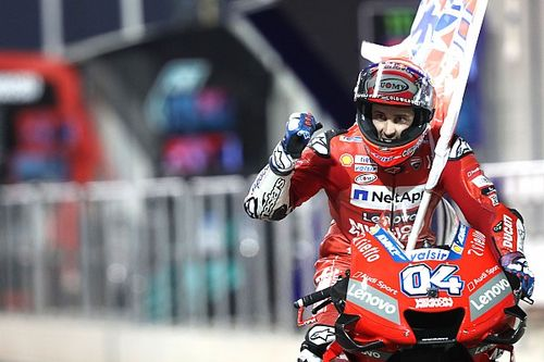 A Ducati szabályos, Dovizioso megtarthatja a katari győzelmét
