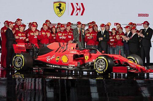 Ferrari wedt op één paard voor 2019 en benoemt Vettel tot kopman