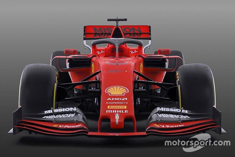 Gallery: Ferrari's latest Formula 1 challenger