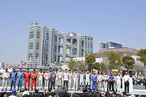 今年もお台場にエキゾーストノート響く。モータースポーツジャパン開催