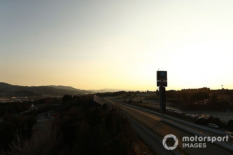 F1バルセロナ合同テスト後半1日目:ライブコメント実施中
