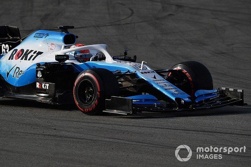 """Russell dice que el nuevo Williams luce """"estable"""" a pesar de los retrasos"""