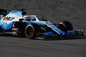 "Russell: New Williams feels ""nice"", ""stable"" despite setbacks"