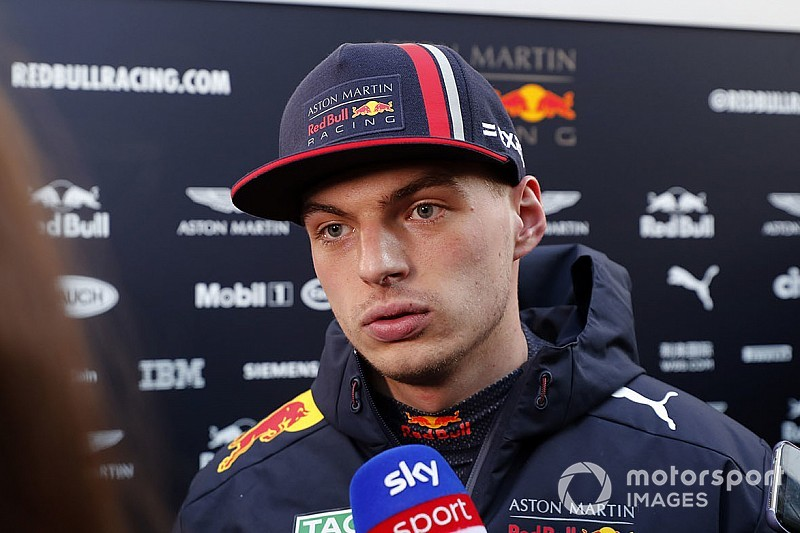 Red Bull expects more Verstappen patience this year