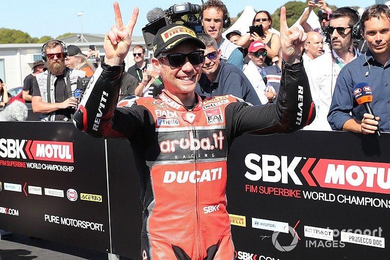 Bautista's unrealised MotoGP potential now on display - Dall'Igna