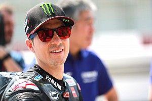 """Viñales affiche un """"état d'esprit positif"""" avant le 1er GP"""
