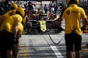 Renault et Ferrari remplacent des éléments moteur