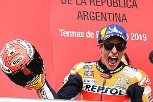Stats - Le carton plein de Márquez, le retour de Rossi