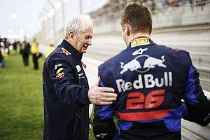 Тост: Квят готов к переходу в Red Bull, но я бы хотел сохранить состав