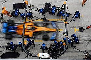 "McLaren tiene un ""largo camino"" por recorrer"