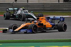 Brown starting to see hints of Mercedes-like qualities in McLaren