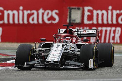 В Alfa Romeo рассказали об опасениях за мотор Райкконена в конце гонки