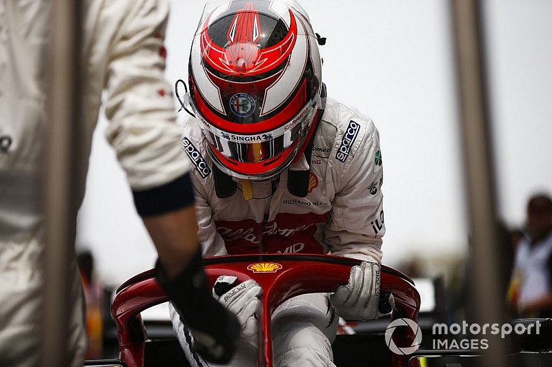 "Alfa Romeo: ""B liginin"" lideri Raikkonen"