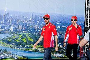 Fotogallery: il primo giorno di scuola dei protagonisti del Mondiale 2019 di F1