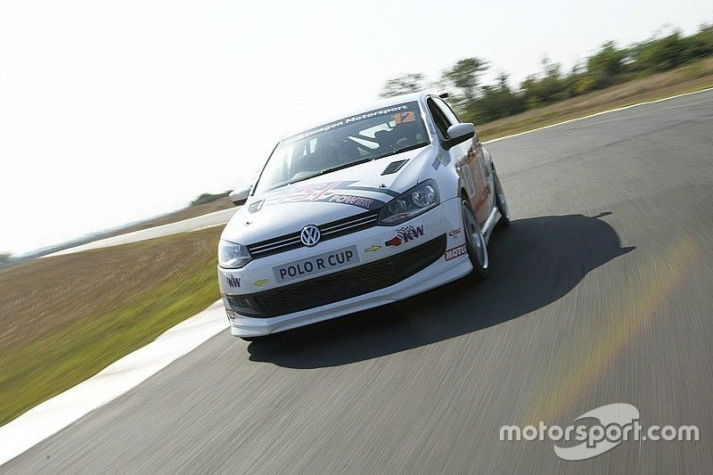 The racing driver experience: Volkswagen Cup cars driven at MMRT