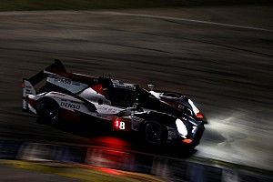 Sebring WEC: #8 Toyota crew takes first win since Le Mans