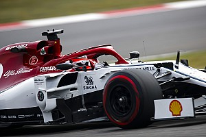 Singha, Raikkonen'i desteklemek için Ferrari'den Alfa Romeo'ya geçmiş