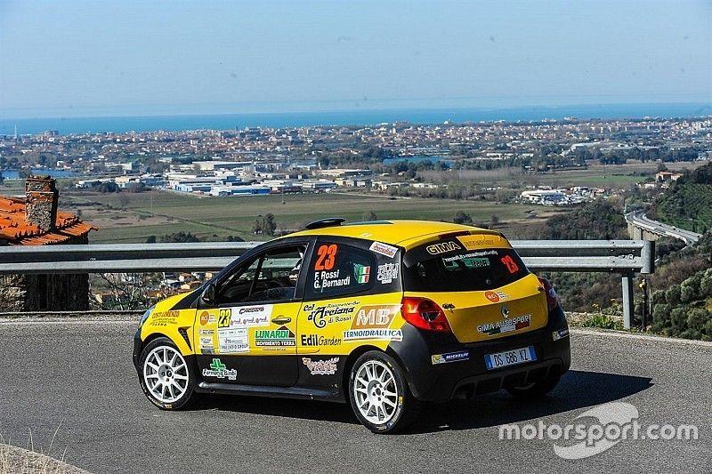 Trofei Renault Rally: a Sanremo sono pronte a dare spettacolo dieci Clio