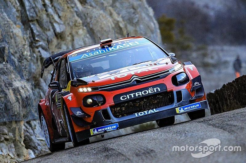 Ogier chiude in testa la prima tappa del Rally di Monte-Carlo, ma Neuville è a un passo
