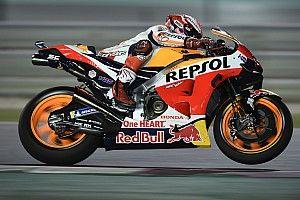 Márquez cierra el viernes con récord en Qatar