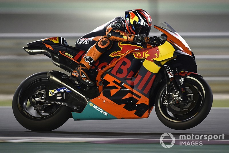 "KTM: Ditching steel trellis frame ""not an option"""