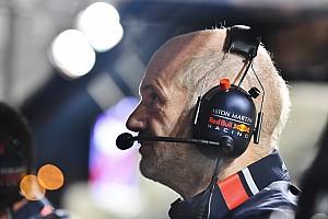 Newey ziet geen reden voor vertrek bij Red Bull Racing
