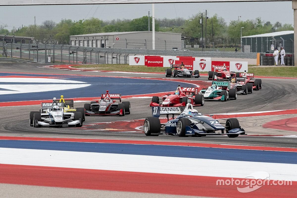 Odwołany sezon Indy Lights