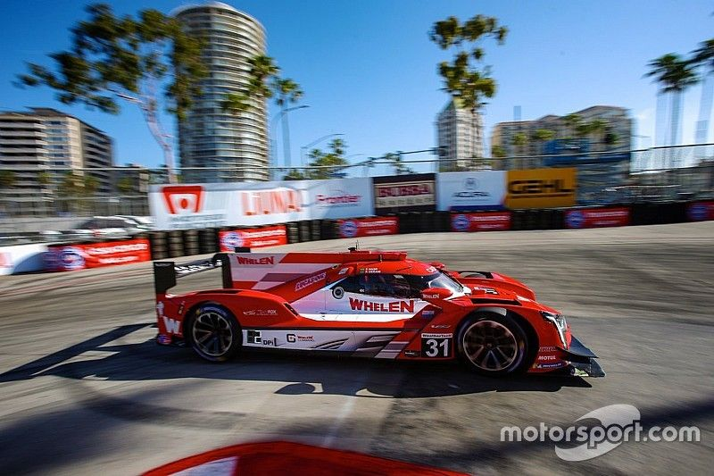 Long Beach IMSA: Nasr beats the Acuras in first practice