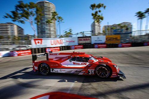 Nasr lidera en Long Beach y Montoya en 3°