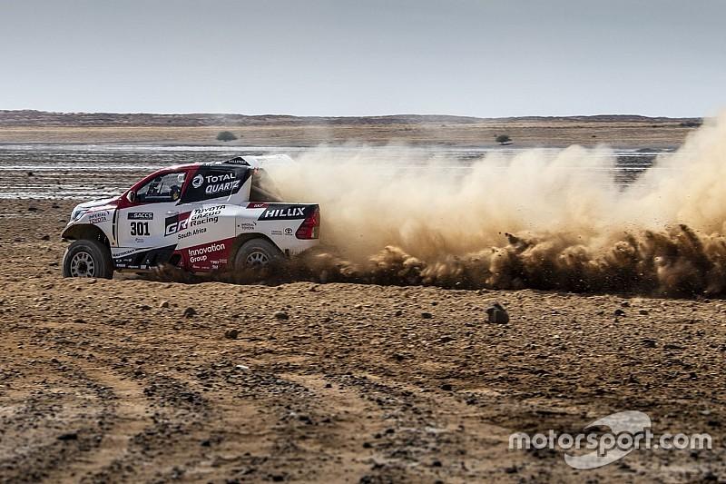 "Alonso sobre el Dakar: ""No estaré 200% listo, pero intentaré divertirme"""