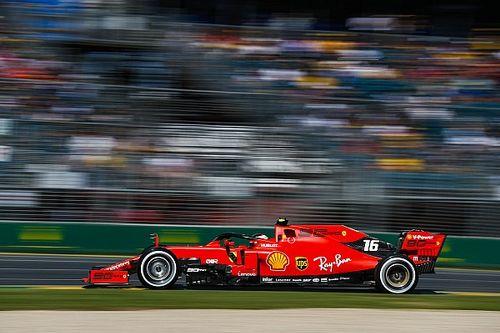 Ferrari hapus logo Mission Winnow di Kanada dan Prancis