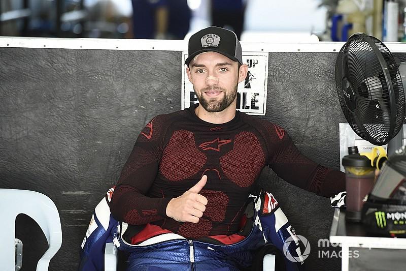 Jonas Folger balapan lagi