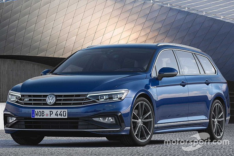 Volkswagen зупинить виробництво Passat? Ні, не правда