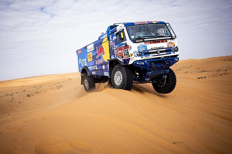 Rengeteg kép a Dakar Rali 6. szakaszáról