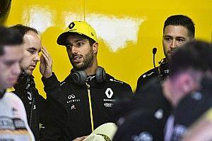 Ricciardót megvizsgálták, szerencsére jól van az ausztrál
