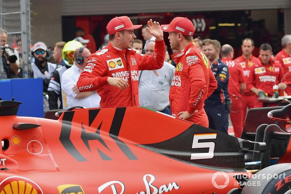 "Villeneuve: ambiente ""horrible"" en Ferrari no ayudará a Leclerc"