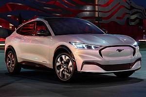 Ford Mustang tabanlı elektrikli SUV Mach-E nihayet tanıtıldı!