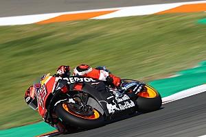 """Márquez: """"Alex sabe las veces que me he caído yo para entender la Honda"""""""