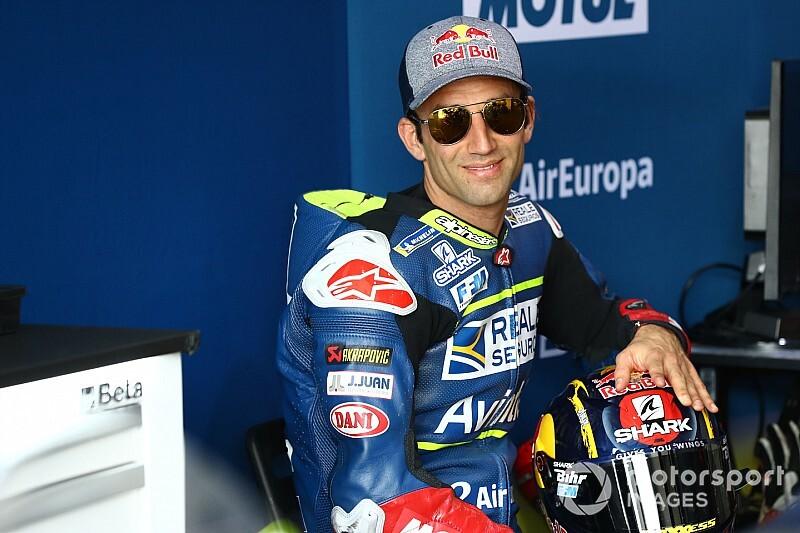 Zarco gagne en aisance avec la Ducati et ça se sent