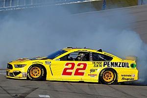 NASCAR Las Vegas: Joey Logano wiederholt Vorjahressieg