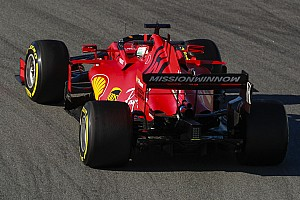 Leclerc szerint a Ferrari még a riválisok mögött van, de gyorsultak a kanyarokban