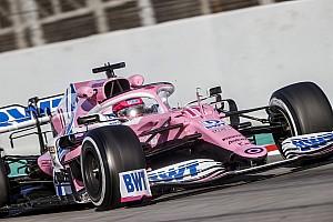 """Abiteboul: """"La RP20 è una Mercedes rosa. Hanno grandi fotografi!"""""""